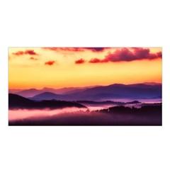 Great Smoky Mountains National Park Satin Shawl