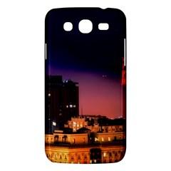 San Francisco Night Evening Lights Samsung Galaxy Mega 5 8 I9152 Hardshell Case  by BangZart