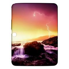 California Sea Ocean Pacific Samsung Galaxy Tab 3 (10 1 ) P5200 Hardshell Case  by BangZart