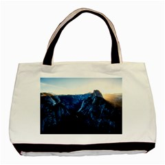 Yosemite National Park California Basic Tote Bag (two Sides) by BangZart