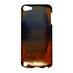 River Water Reflections Autumn Apple Ipod Touch 5 Hardshell Case