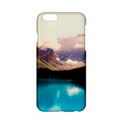Austria Mountains Lake Water Apple Iphone 6/6s Hardshell Case by BangZart
