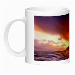 South Africa Sea Ocean Hdr Sky Night Luminous Mugs