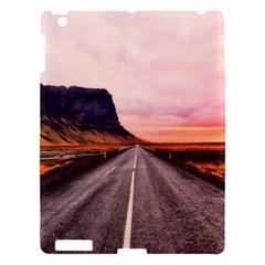 Iceland Sky Clouds Sunset Apple Ipad 3/4 Hardshell Case by BangZart