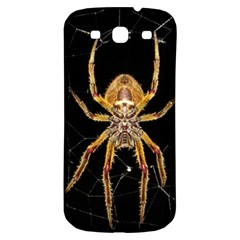 Insect Macro Spider Colombia Samsung Galaxy S3 S Iii Classic Hardshell Back Case by BangZart