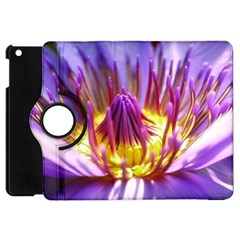 Flower Blossom Bloom Nature Apple Ipad Mini Flip 360 Case by BangZart