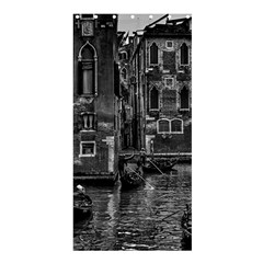 Venice Italy Gondola Boat Canal Shower Curtain 36  X 72  (stall)  by BangZart
