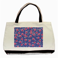 Roses And Roses Basic Tote Bag by jumpercat