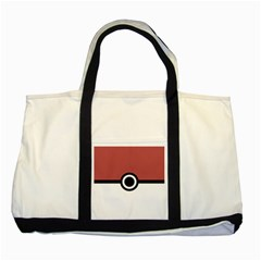 Monters Hunter Two Tone Tote Bag