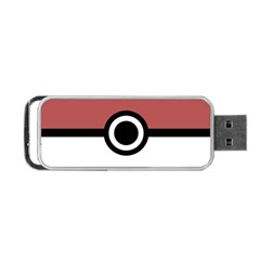 Monters Hunter Portable Usb Flash (one Side) by jumpercat