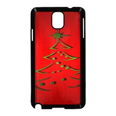 Christmas Samsung Galaxy Note 3 Neo Hardshell Case (black) by BangZart