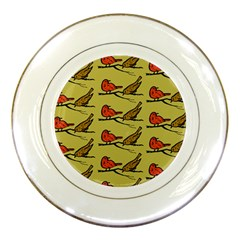 Animal Nature Wild Wildlife Porcelain Plates by BangZart