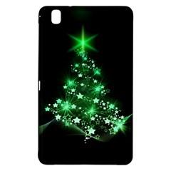 Christmas Tree Background Samsung Galaxy Tab Pro 8 4 Hardshell Case by BangZart