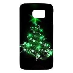 Christmas Tree Background Galaxy S6 by BangZart