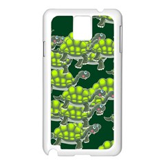 Seamless Tile Background Abstract Samsung Galaxy Note 3 N9005 Case (white)