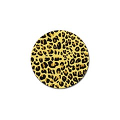 Animal Fur Skin Pattern Form Golf Ball Marker (4 Pack) by BangZart