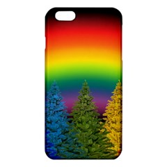 Christmas Colorful Rainbow Colors Iphone 6 Plus/6s Plus Tpu Case by BangZart