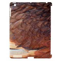Feather Chicken Close Up Red Apple Ipad 3/4 Hardshell Case (compatible With Smart Cover) by BangZart