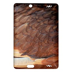 Feather Chicken Close Up Red Amazon Kindle Fire Hd (2013) Hardshell Case by BangZart
