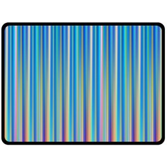 Colorful Color Arrangement Double Sided Fleece Blanket (large)  by BangZart
