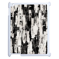 Pattern Structure Background Dirty Apple Ipad 2 Case (white) by BangZart