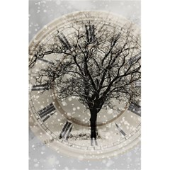 Snow Snowfall New Year S Day 5 5  X 8 5  Notebooks by BangZart
