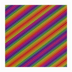 Spectrum Psychedelic Medium Glasses Cloth by BangZart