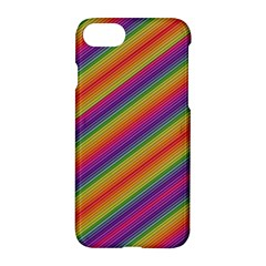 Spectrum Psychedelic Apple Iphone 8 Hardshell Case by BangZart
