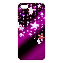 Background Christmas Star Advent Apple Iphone 5 Premium Hardshell Case by BangZart