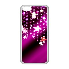 Background Christmas Star Advent Apple Iphone 5c Seamless Case (white) by BangZart