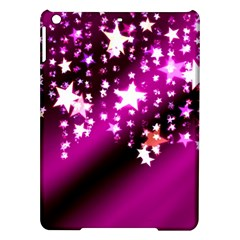 Background Christmas Star Advent Ipad Air Hardshell Cases by BangZart