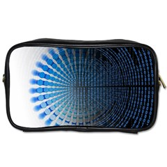 Data Computer Internet Online Toiletries Bags 2 Side by BangZart