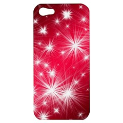 Christmas Star Advent Background Apple Iphone 5 Hardshell Case by BangZart