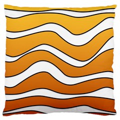 Nemo Large Flano Cushion Case (one Side) by jumpercat