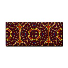 Geometric Pattern Cosmetic Storage Cases by linceazul