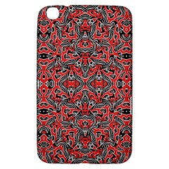 Exotic Intricate Modern Pattern Samsung Galaxy Tab 3 (8 ) T3100 Hardshell Case  by dflcprints