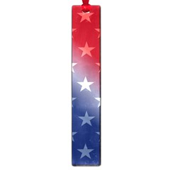 America Patriotic Red White Blue Large Book Marks by BangZart