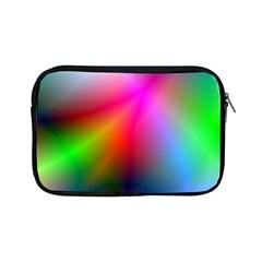 Course Gradient Background Color Apple Ipad Mini Zipper Cases by BangZart