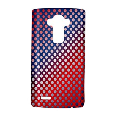 Dots Red White Blue Gradient Lg G4 Hardshell Case by BangZart