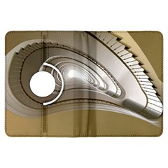 Staircase Berlin Architecture Kindle Fire Hdx Flip 360 Case by BangZart
