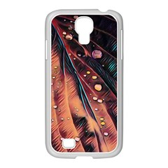 Abstract Wallpaper Images Samsung Galaxy S4 I9500/ I9505 Case (white) by BangZart