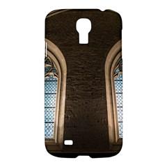 Church Window Church Samsung Galaxy S4 I9500/i9505 Hardshell Case by BangZart