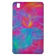 Abstract Fantastic Fractal Gradient Samsung Galaxy Tab Pro 8 4 Hardshell Case by BangZart