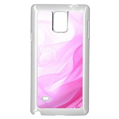 Material Ink Artistic Conception Samsung Galaxy Note 4 Case (white) by BangZart