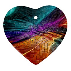 Graphics Imagination The Background Ornament (heart) by BangZart