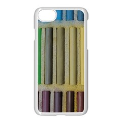 Pastels Cretaceous About Color Apple Iphone 7 Seamless Case (white) by BangZart