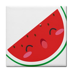 Watermelon Red Network Fruit Juicy Face Towel by BangZart
