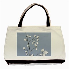 Branch Leaves Branches Plant Basic Tote Bag (two Sides) by BangZart