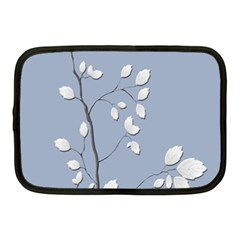 Branch Leaves Branches Plant Netbook Case (medium)  by BangZart