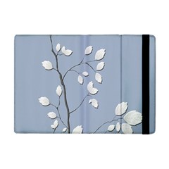 Branch Leaves Branches Plant Apple Ipad Mini Flip Case by BangZart